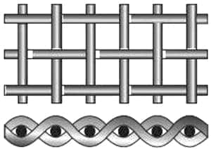 Plain Weave Woven Wire Mesh