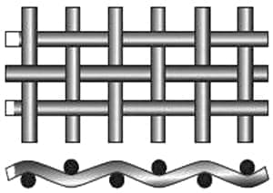 Rectangular or Off-Count Weave
