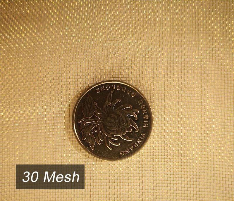30 Mesh