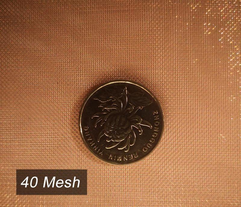 40 Mesh