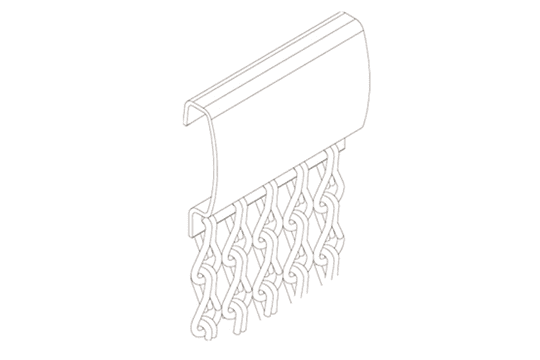 Conventional Straight Rod Track