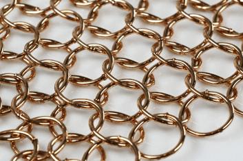 Copper Ring Mesh
