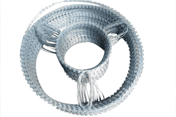 Double Coils Concertina Wire