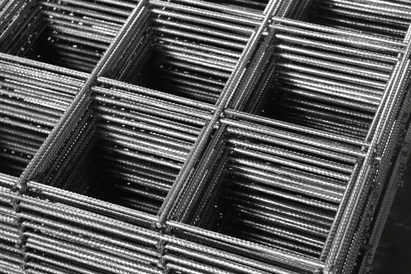Ribbed Square Reinforcing Mesh
