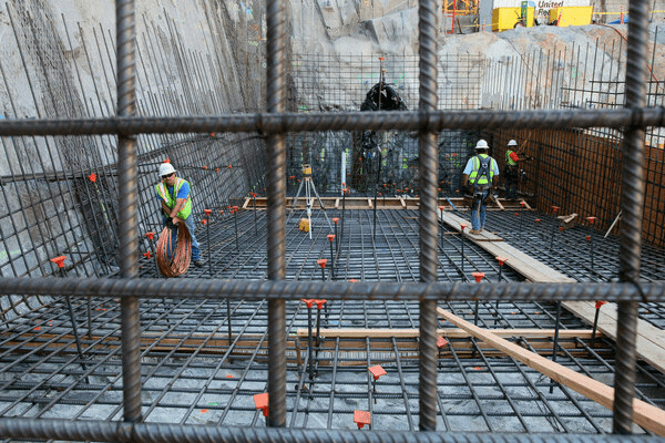 Reinforcing Mesh for Construction