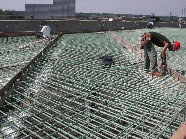 Concrete Reinforcement Mesh for Bridges