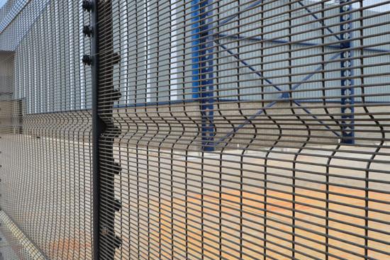 3D-358 Mesh Fence