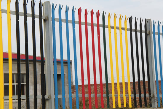 Palisade Fence Colors