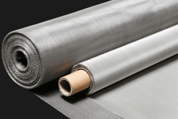 Stainless Steel Woven Wire Mesh Rolls