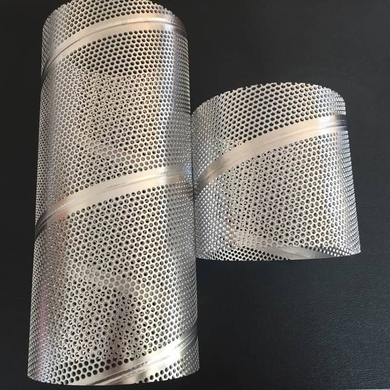 Micro Perforated Metal Sheet for Filter