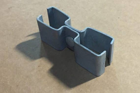 Security Stable Clamp