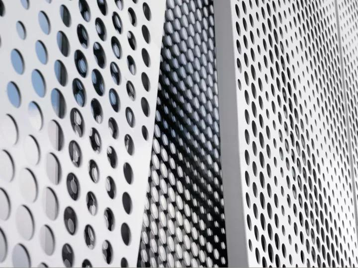 What is Perforated Metal