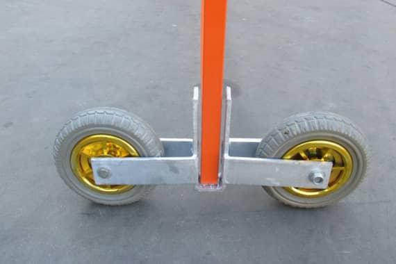 Wheel Feet