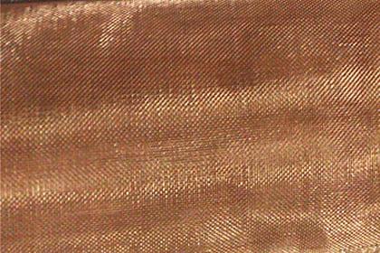 Bronze Woven Wire Mesh