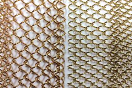 Metal Wire Mesh Curtain
