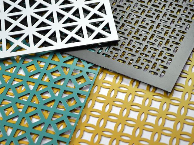 Decorative Perforated Metal Sheet