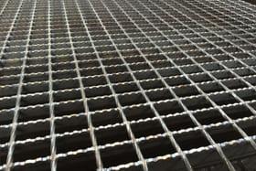 Metal Steel Bar Grating